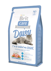 BRIT CARE CAT DAISY IVE CONTROL MY WEIGHT