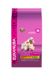 EUKANUBA ADULT MEDIUM WEIGHT CONTROL