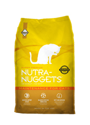 NUTRA NUGGETS CAT MAINTENANCE