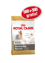 Sucha karma dla psa ROYAL CANIN BREED YORKSHIRE