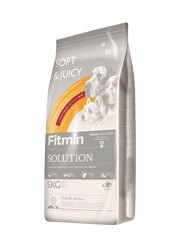 FITMIN DOG SOLUTION SOFT&JUICY