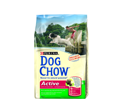 DOG CHOW ADULT ACTIVE WITH CHICKEN