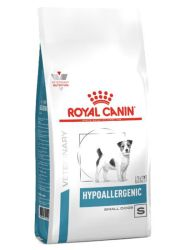 ROYAL CANIN VETERINARY DIET HYPOALLERGENIC SMALL DOG HSD 24