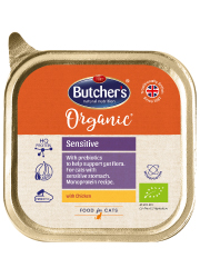BUTCHERS ORGANIC SENSITIVE KARMA DLA KOTA