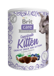 BRIT CARE CAT SNACK SUPERFRUITS PRZYSMAK DLA KOCIĄT