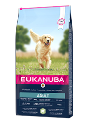 EUKANUBA ADULT LARGE BREED LAMB and RICE KARMA DLA PSA