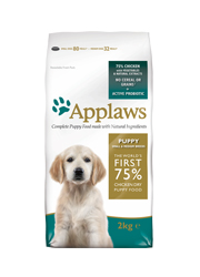 APPLAWS DRY PUPPY SMALL&MEDIUM Z KURCZAKIEM