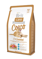 BRIT CARE CAT COCCO IAM GOURMAND