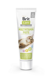 BRIT CARE CAT PASTE MULTIVITAMIN pasta witaminowa dla kota