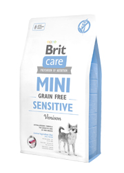 BRIT CARE MINI GRAIN FREE SENSITIVE