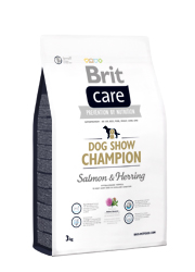 BRIT CARE DOG SHOW CHAMPION SALMON & HERRING