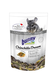 BUNNY CHINCHILLA DREAM BASIC POKARM DLA SZYNSZYLI