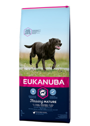 EUKANUBA THRIVING MATURE LARGE BREED KARMA DLA PSA