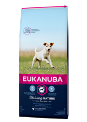 EUKANUBA THRIVING MATURE SMALL BREED KARMA DLA PSA