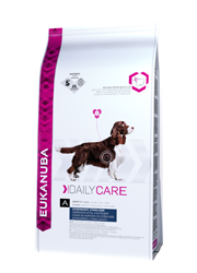 EUKANUBA DAILY CARE OVERWEIGHT / STERYLISED