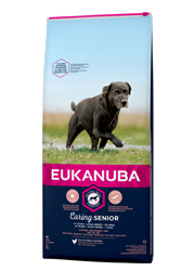 EUKANUBA CARING SENIOR LARGE BREED KARMA DLA PSA