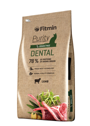 FITMIN CAT PURITY DENTAL KARMA DLA KOTÓW