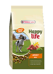 VERSELE-LAGA HAPPY LIFE ADULT BEEF