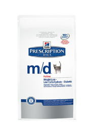 HILLS PRESCRIPTION DIET FELINE M/D