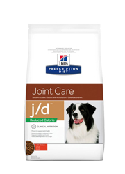 HILLS PRESCRIPTION DIET CANINE J/D REDUCED CALORIE