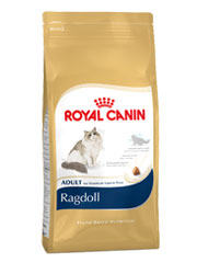ROYAL CANIN FELINE BREED RAGDOLL ADULT