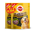 PEDIGREE RANCHOS ORIGINALS z jagnięciną 2x70g