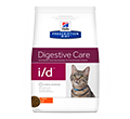 HILLS PRESCRIPTION DIET FELINE DIGESTIVE CARE I/D SUCHA KARMA DLA KOTA