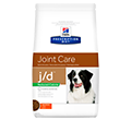 HILLS PRESCRIPTION DIET CANINE J/D REDUCED CALORIE SUCHA KARMA DLA PSA