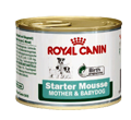 ROYAL CANIN STARTER MOUSSE MOTHER&BABYDOG