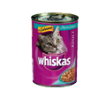 WHISKAS ADULT • TUŃCZYK •